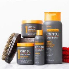 Cantu Men Haircare Line | 10 Of The Best Natural Hair Products For Black Men #besthairstylescurlyhair