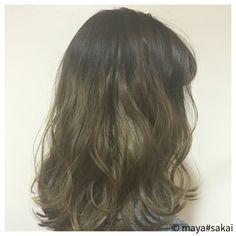 アースカラーを髪色にも。ヘアスタイルもナチュラル可愛く♡ | HAIR
