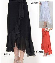 #Overstock                #Skirt                    #Shining #Star #Tiered #Ruffle #Wrap #Skirt #Overstock.com                    Shining Star Tiered Ruffle Wrap Skirt | Overstock.com                                                   http://www.seapai.com/product.aspx?PID=1769718