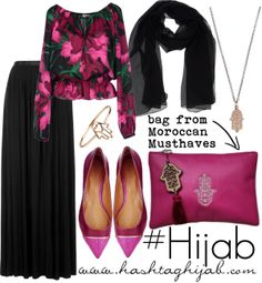 Hashtag Hijab Outfit #167