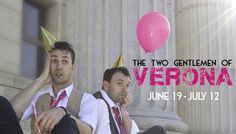 Shakespeare in the Park: The Two Gentlemen of Verona