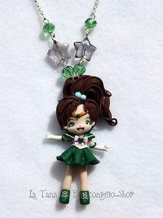 Sailor Jupiter by tanadelbianconiglio.deviantart.com on @deviantART