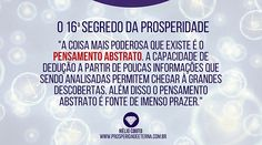 16º segredo da prosperidade   Prosperidade Eterna- Hélio Couto