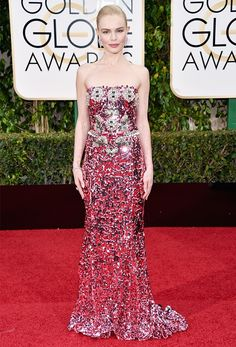 Kate Bosworth in Dolce&Gabbana@WhoWhatWear