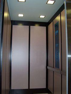 Inner side of the #Elevator