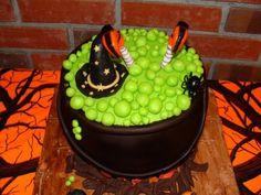 Cauldron love this cake!!!!