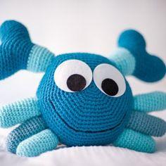 patrones amigurumi octopus