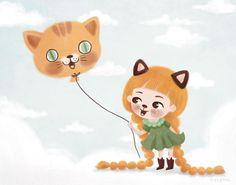 Have a MEOW day 냐옹냐옹한 하루되라옹- . . . #illustration #drawing #dailydrawing #illustrator #illustratorsoninstagram #artwork #cat #meow #cute #procreate #jjlynndesign #일러스트 #드로잉 #그림 #데일리드로잉 #동화일러스트 #고양이 #냐옹 #프로크리에이트 #제이제이린 #그림쟁이