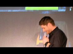 ▶ 40- Jensen saying 'Son of a bitch' as Dean - YouTube