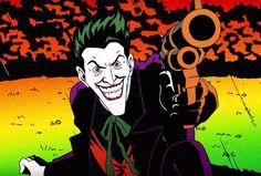 A PIADA MORTAL - FÃ RECOLORE TRAILER SE INSPIRANDO NAS CORES DA HQ! ~ Falo o que gosto Universo Nerd e Geek - Filmes - Séries - Games - HQs - Quadrinhos e Super-heróis!