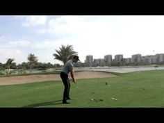 Golf Monthly: Henrik Stenson slow motion swing sequence