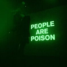 "Instagram: @_conxfessions.__ ""Correction: People (can) be poison"""