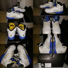 c3daa465cc6 I'm selling my Jordan retro 5's for… for $85. Click the image