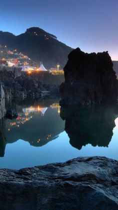 Add this one to my list...Porto Moniz, Madeira, Portugal