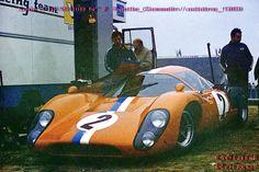 1000km 1969 | Les Lola T 70 à Montlhéry 1969-2002