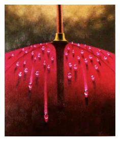 Umbrellas Artist: Claude Theberge