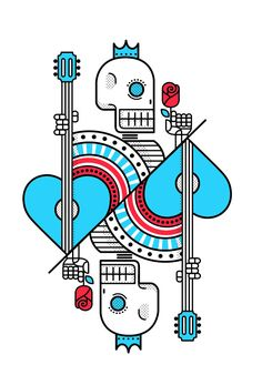 Surf Royale on Behance | #GraphicDesign #TShirt #Design
