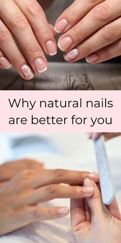 Find out why our aestheticians prefer natural nails! Spa Pedicure, Manicure And Pedicure, Beauty Journal, Vegan Nail Polish, Getting A Massage, Nail Plate, Delray Beach, Facial Treatment, Mani Pedi