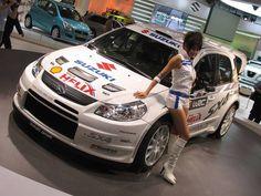RA Suzuki SX4 WRC