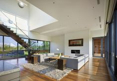 MODERN HOME INTERIORS | The selection of home decorating style is entirely a personal decision ...
