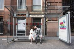 This photo of Victoria and Alan got loads of attention at @westbrewery's wedding fair yesterday. Thank you to everyone who visited and gave my brittle creative ego a lovely boost with your kind words :) I'll be in touch very soon.  #weddingphotography #weddingphotographer #glasgow #busstop #citycentre #naturalweddingphotography #creativeweddingphotography #alternativeweddingphotography