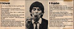 Meet the Beatles for Real Beatles Love, Les Beatles, Great Bands, Cool Bands, John Lennon Paul Mccartney, Richard Starkey, The Fab Four, The Clash, Ringo Starr