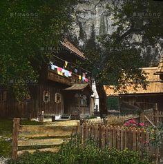 Bauernhaus in Gössl am Grundlsee, © IMAGNO/Öst. Volkshochschularchiv