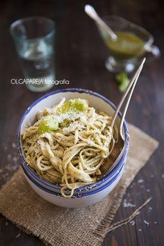 Nina's Kitchen: Pasta fresca