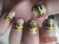 burger nails