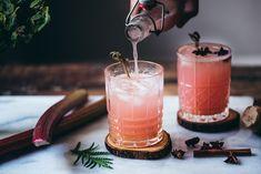 Raparperisima (V, GF) – Viimeistä murua myöten Pillar Candles, Food And Drink, Drinks, Drinking, Beverages, Drink, Beverage, Candles