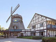 Hotel in Sideways- Days Inn Solvang / Buellton
