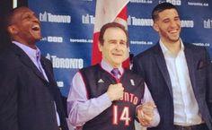 Deputy Mayor Kelly, I will re-sign #Raptors Greivis Vasquez if you don't