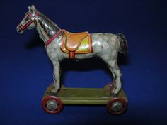 Meier horse penny toy, Germany