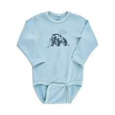 Onesies, Kids, Clothes, Design, Fashion, Tractor, Children, Outfit, Boys