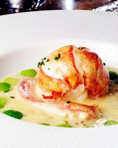 .: ♨ Gourmet Appetite ♨  **Butter Poached Lobster**