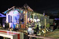 "Brand in Chalet op het park ""De Vechtoever"" Nederhorst Den Berg - FotoJakma.nl"