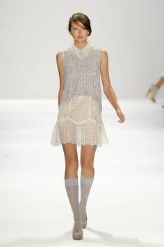 Charlotte Ronson at New York Spring 2012