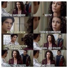 Love me some Stiles and Scott bromance.
