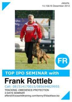 Seminar Pelatihan Anjing : TOP IPO SEMINAR 2012 - Dog Gathering - AnjingKita.Com