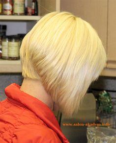 Стрижка обратный боб фото #Фото  http://www.salon-akadem.info/strizhka-obratnyj-bob-foto.php