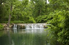 Chickasaw National Recreation Area - Chickasaw Country