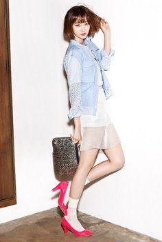clothing brand McGINN # Go joon Hee