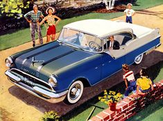 "danismm: "" 1955 Pontiac Star Chief Custom Catalina - (via) "" Auto Illustration, Pontiac Star Chief, Pontiac Cars, Car Posters, Car Advertising, Us Cars, Vintage Ads, Custom Cars, Cool Cars"