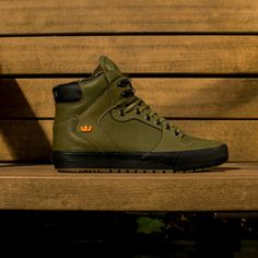 Supra Footwear, Supra Vaider CW Olive/Black Supra Footwear, Supra Shoes, Shoes 2017, Hiking Boots, Black, Fashion, Walking Boots, Moda, Black People