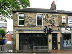 Further North in Chapel Allerton. Marvellous place to spend a night.
