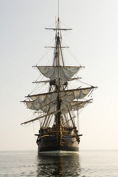 The Swedish Sailing Ship, Götheborg