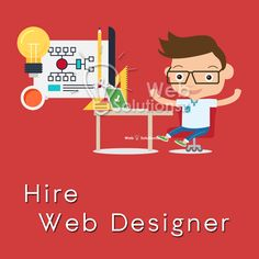 Hiring web designer is not an easy process. Hence, it is really hard to determine the knowledge and skills of web developer because it needs experience and proper process to hire a web developer.