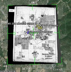 georeference historic map overlay in Google Earth