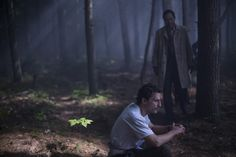 Cannes Film Festival. The Sea of Trees (2015) screened today. A suicidal American befriends a Japanese man lost in a forest near Mt Fuji and the two of them try to search for a way out. Matthew McConaughey & Naomi Watts.