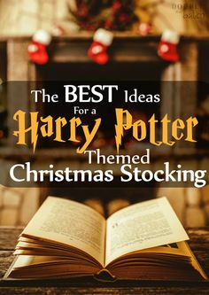 If you live with or have a close friend who is a harry potter fanatic then they will LOVE this Harry Potter Themed Christmas Stocking! But get a unique wand from the Wandmaker's Apprentice Harry Potter Birthday, Harry Potter Love, Harry Potter World, Harry Potter Gifts, Holiday Fun, Christmas Holidays, Christmas Ideas, Xmas, Christmas Crafts
